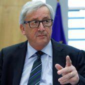 Juncker legt Szenarien für EU-Reform vor