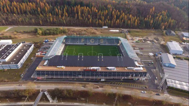 Stadion Als Schwieriger Spagat Fur Altach Vorarlberger