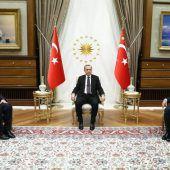 Streit mit Ankara eskaliert