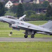 Aus für Eurofighter möglich