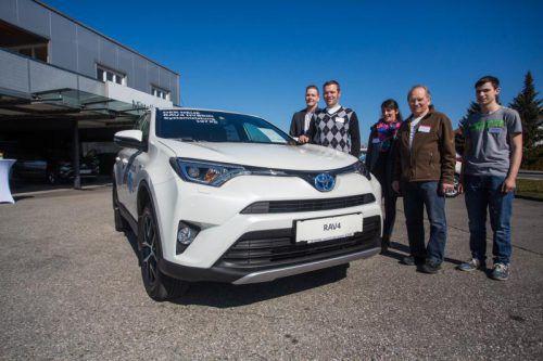 Die Autotage begeisterten bereits in den Vorjahren. Heuer erwarten die Händler wieder zahlreiche Interessenten (Bild: Toyota Mittelberger) PS