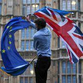 Brexit startet Ende März