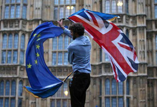 Die Briten haben im Juni in einem historischen Referendum mit knapper Mehrheit für den Brexit gestimmt. AFP