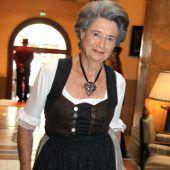 Elisabeth Waldheim ist verstorben