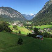 Ein erfolgreiches Jahr für die Alpenregion