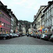 Keine Änderungen in der Neustadt