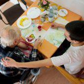 Pflegevorsorge kaum Thema