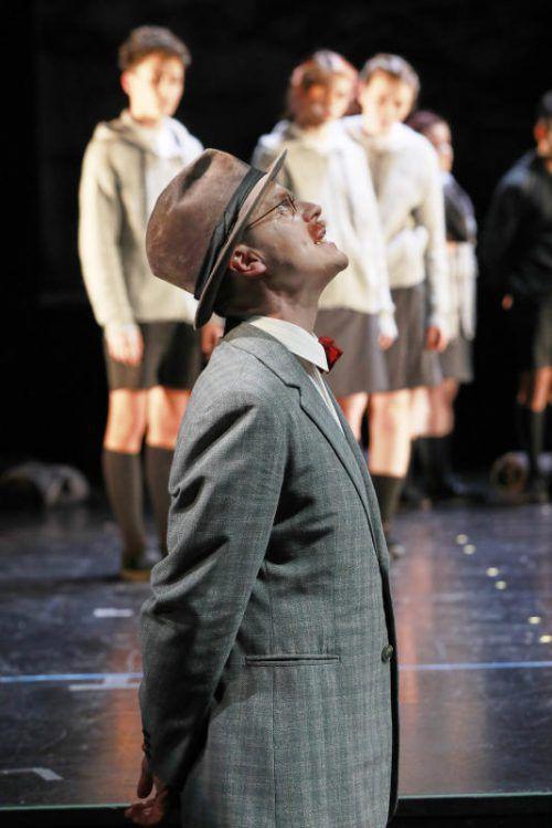"""Die Premiere von """"Jugend ohne Gott"""" fand gestern Abend im Theater am Kornmarkt statt. Foto: LT/Köhler"""