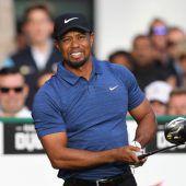 Tiger Woods hat keinen Fahrplan für Rückkehr