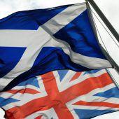 Schottland will an Referendum festhalten