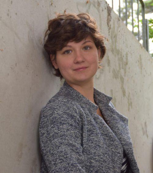 Die Schriftstellerin Ágnes Czingulszki wurde beim Exil-Literaturpreis 2014 ausgezeichnet. Foto: Verlag/Barruti