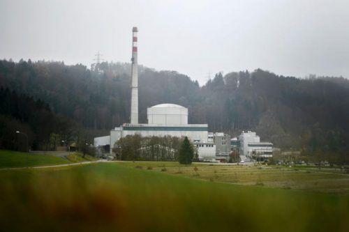 Die Schweizer AKW, wie Mühleberg, sind laut ENSI erdbebensicher. afp