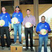 Lang und Mangard sind Sieger im Masters Cup