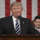 Trump stimmt versöhnliche Töne vor dem Kongress an