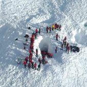 Lawine riss zwei Skifahrer in den Tod