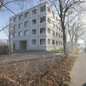 76 neue Wohnungen im Rheintal in Rekordzeit