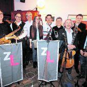 Musik und gute Laune im Löwen in Tosters