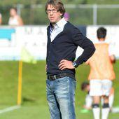 Ex-Profi Dieter Alge Kotrainer in Ried