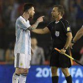 Messi wehrt sich gegen Sperre