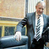 Gerhard Dörfler gibt Vorteilsannahme zu