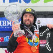 Prommegger ist Weltcupsieger