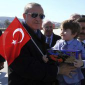 Die wirre Propaganda des türkischen Präsidenten