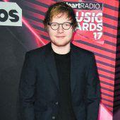 Ed Sheeran bricht Rekorde
