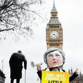 London verabschiedet sich offiziell von der EU