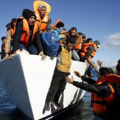 Ein Jahr EU-Asyldeal mit der Türkei