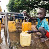 Wasser wird zukünftig in vielen Ländern knapper