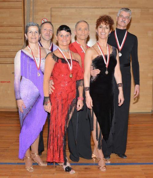 Eines der Ziele ist es, Tanzpaare auszubilden, die in Zukunft an Turnieren teilnehmen können.