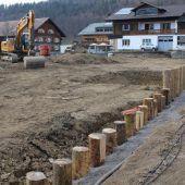 Dreieck-Lösung für Neubau in Bezau gefunden
