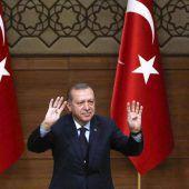 Erdogan bleibt ein rastloser Raser