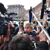 EU-Gegner scheitern bei Niederlande-Wahl