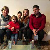 In Lustenau ein neues Zuhause gefunden