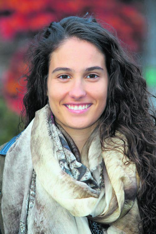 Favoritin auf den Landesmeistertitel: Antonia Walch. Foto: Hofmeister
