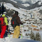 Run auf Ferienwohnungen in Lech
