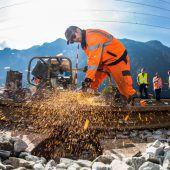 80 Millionen für Bahninfrastruktur