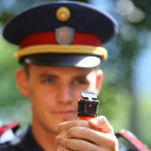 Betrunkener liefert sich wildes Duell mit Polizei in Tiefgarage