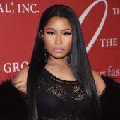 Rapperin Nicki Minaj ist jetzt auch Model
