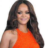 Ehrung für Rihanna
