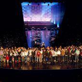900 junge Fachkräfte feierten Lehrabschluss