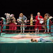 Händels Ariodante im Boxring