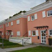 Wohnung mit Dachterrasse
