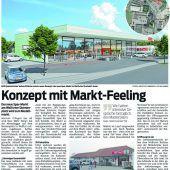 Neuer Spar-Markt in Wolfurt