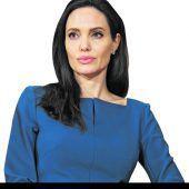 Jolie macht sich für UN stark