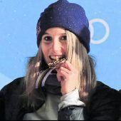 WM-Gold für Anna Gasser