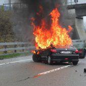 Bei Streit im Auto Unfall gebaut