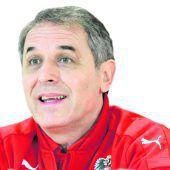 WM-Qualifikation wird für Teamchef Marcel Koller zur Systemfrage