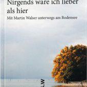 Mit Martin Walser am Bodensee unterwegs